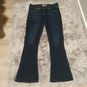 Wit & Wisdom boot cut jeans